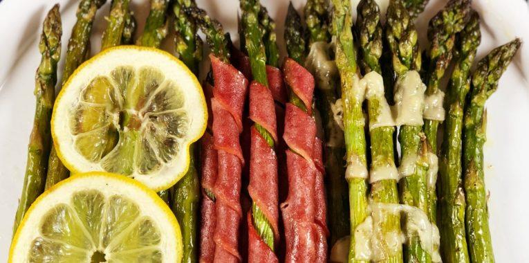 Oven Roasted Asparagus